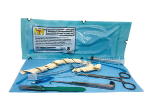 Emergency Cricothyrotomy Kit