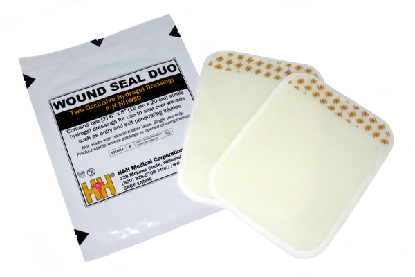 H&H Med Corp - Wound Seal Duo