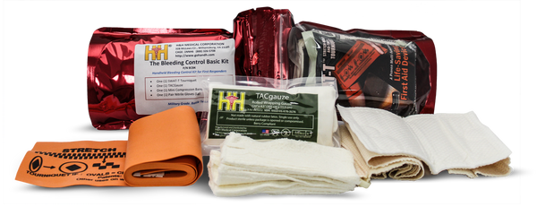 H&H Med Corp - Bleeding Control Basic Kit
