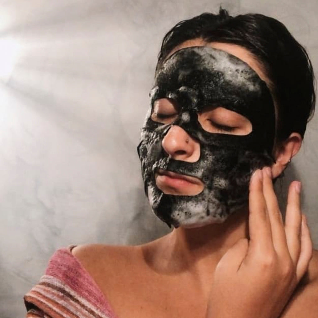 Bubbling Sheet Masks: What can they do for you?