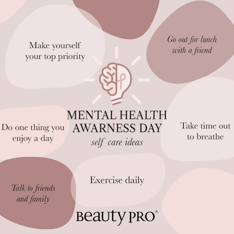 World Mental Health Day: Self Care Ideas & Resources