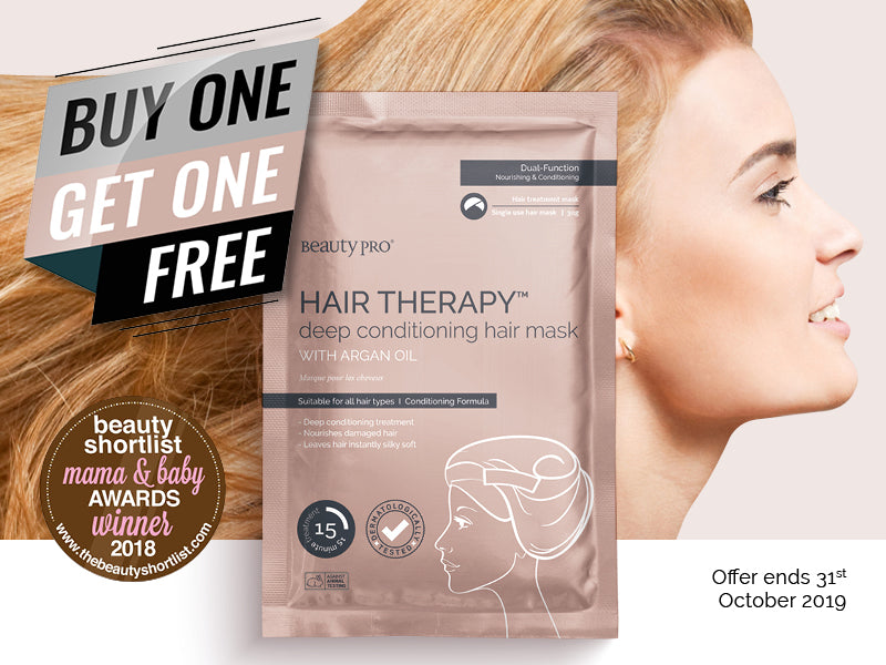 BeautyPro Hair Therapy now Buy One Get One Free...