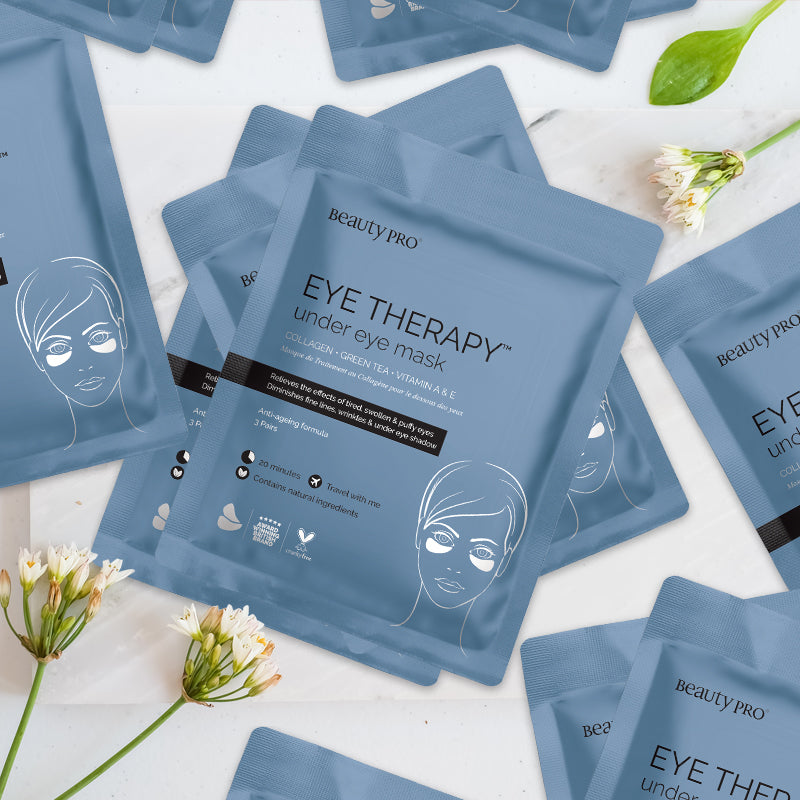Rescue tired eyes with our Eye Therapy Mask