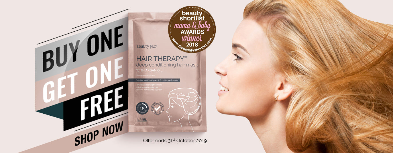 BeautyPro Hair Therapy Buy One Get One Free