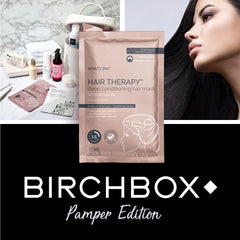 Birchbox Pamper Edition with BeautyPro Hair Therapy