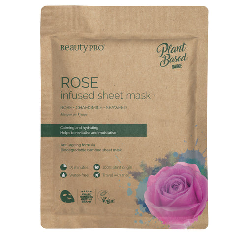 BeautyPro Infused Sheet Face Mask