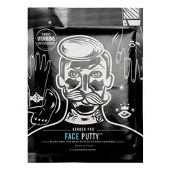 FACE PUTTY Peel-Off Mask with Activated Charcoal