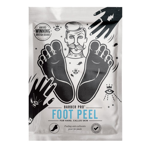 FOOT & CALLUS PEEL  with over 16 Botanical & Fruit extracts