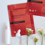 BRIGHTENING Collagen Sheet Mask with Vitamin C
