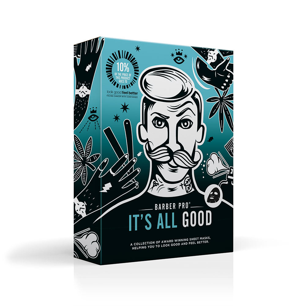 BARBER PRO It's All Good Gift Set