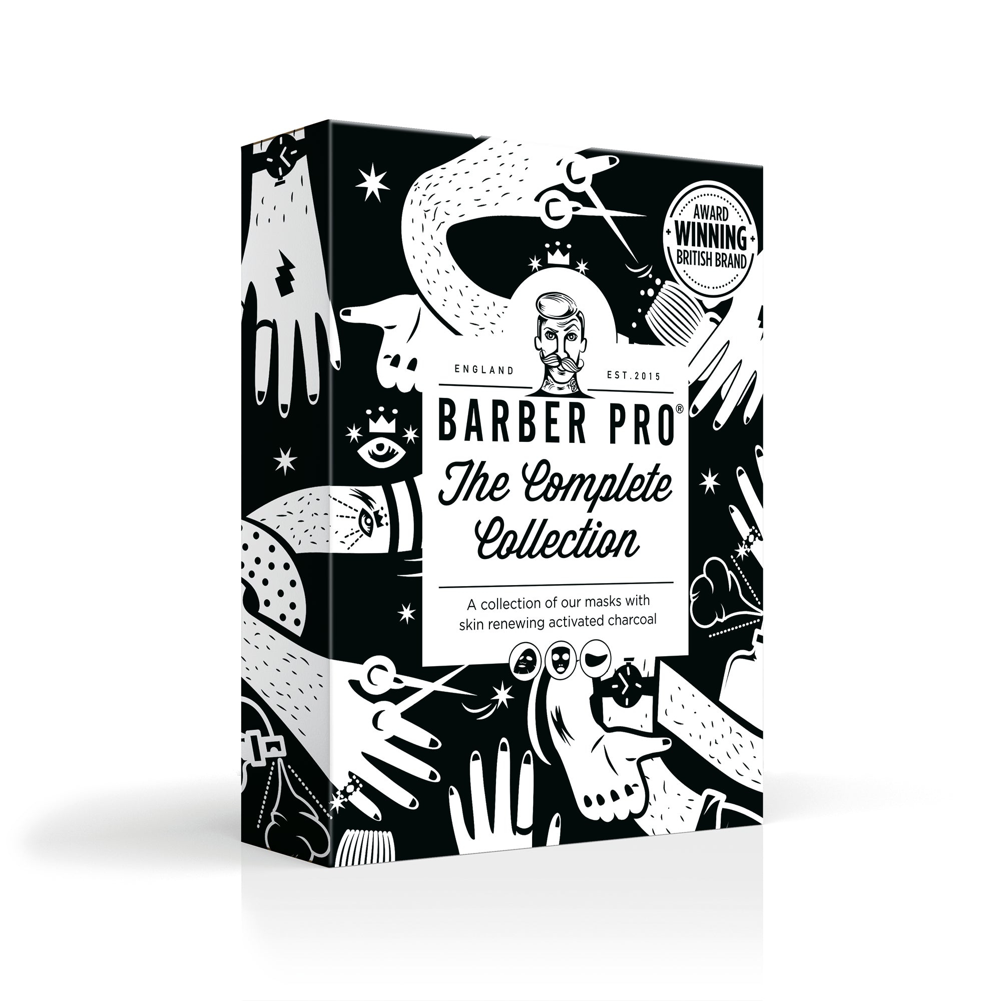 BARBER PRO The Complete Collection