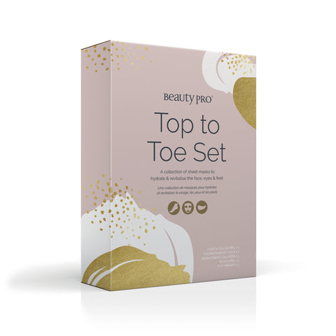 BeautyPro Spa at Home Gift Set