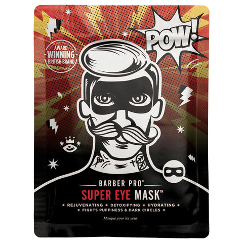 BARBER PRO FACE PUTTY Peel-Off Mask with Activated Charcoal 40ml Tube
