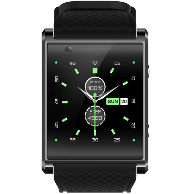 X11 Smart Watch Phone, 512MB + 4GB, 1.54 inch IPS Touch Screen, MTK6580 Quad Core 1.3GHZ, Network: 3G, Support Sleep Monitoring,  Precise Step Calculation, Camera, GPS, Bluetooth(Black) |
