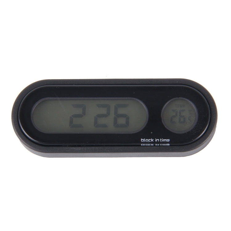 Multi-Function Digital Temperature Thermometer Clock LCD Monitor Battery Meter Detector Display - Star Produkte