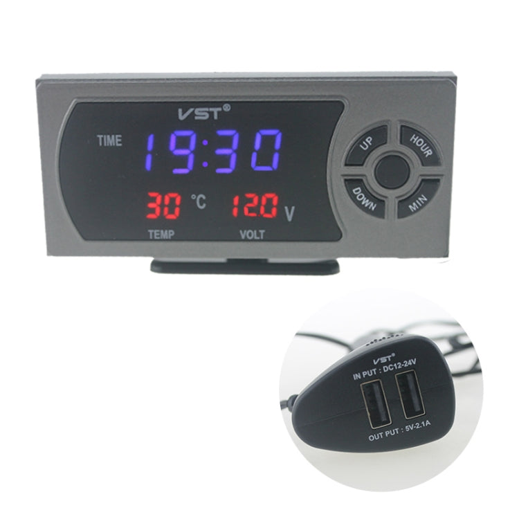 Automobile Electronic Voltage Thermometer |