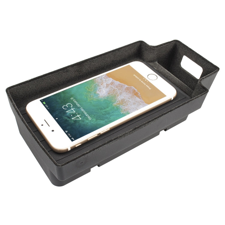 Car Qi Standard Wireless Charger 10W Quick Charging for Audi Q3 2013-2018, Left Driving - Star Produkte