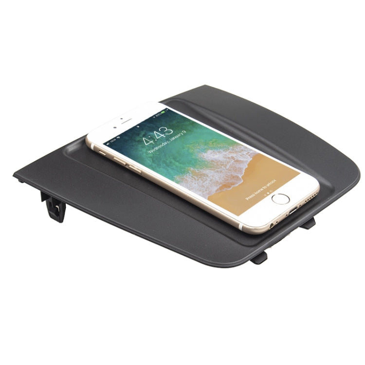Car Qi Standard Wireless Charger 10W Quick Charging for Mazda 3 Low-level Configuration 2015-2018, Left Driving |