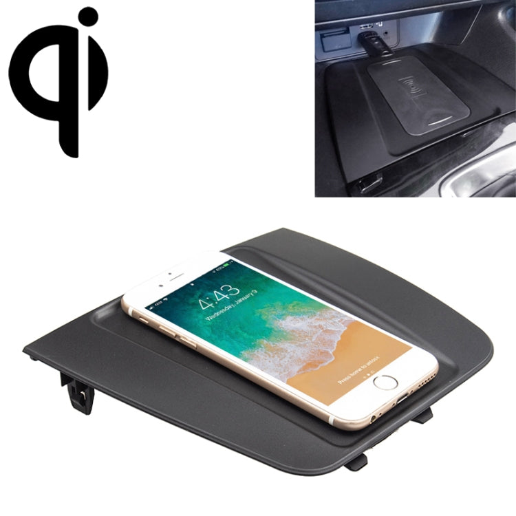 Car Qi Standard Wireless Charger 10W Quick Charging for Mazda 3 Low-level Configuration 2015-2018, Left Driving - Star Produkte
