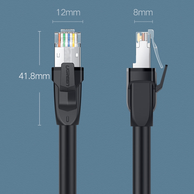 UGREEN CAT8 Ethernet Network LAN Cable, Length:1.5m - star-produkte.myshopify.com