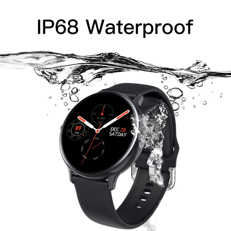 S20S 1.4 inch HD Screen Smart Watch, IP68 Waterproof, Support Music Control / Bluetooth Photograph / Heart Rate Monitor / Blood Pressure Monitoring(Silver) - Star Produkte