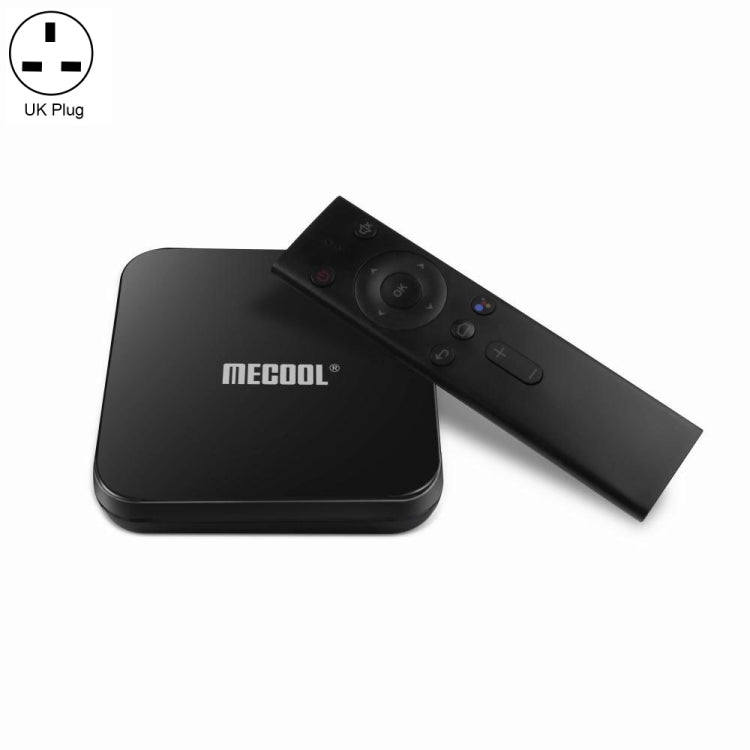 MECOOL KM9 Pro 4K Ultra HD Smart Android 10.0 Amlogic S905X2 TV Box with Remote Controller, 4GB+32GB, Support WiFi /HDMI/TF Card/USBx2, - Star Produkte