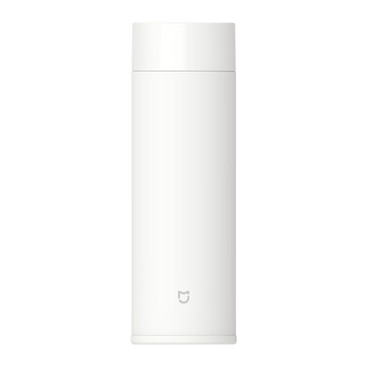 Original Xiaomi Mijia Mini Insulation Vacuum Thermal Cup Stainless Steel Portable Water Bottle, Capacity : 350mL(White) - Star Produkte
