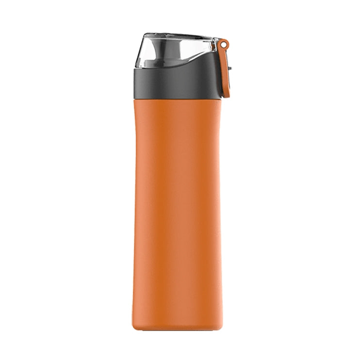 Original Xiaomi Youpin Fun Home Sports Thermos Mug Heat Preservation Drinking Cup Stainless Steel Outdoor Water Bottle, Capacity: 500ml(Orange) - Star Produkte