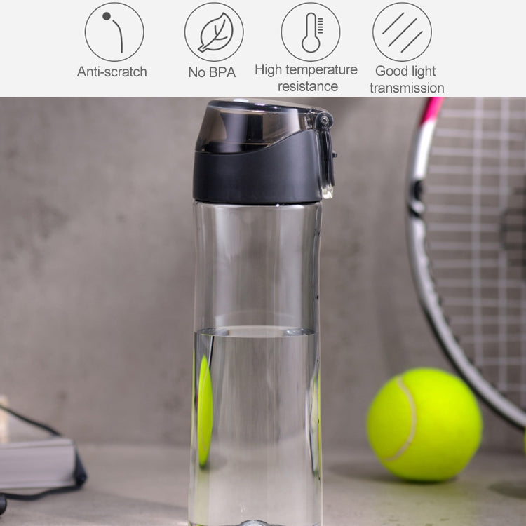 Original Xiaomi Youpin Fun Home Sports Drinking Cup Anti-fall Leakproof Portable Water Bottle, Capacity: 600ml(Pink) - Star Produkte