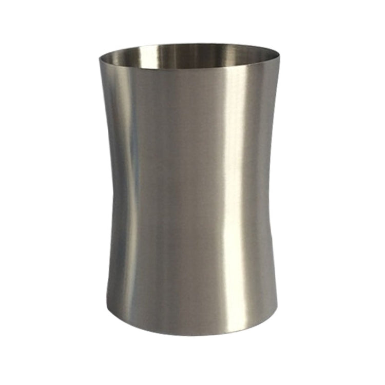 300ml  Fashion Waist Design Single Wall Electropolished Stainless Steel Beverage Cup(Silver) |