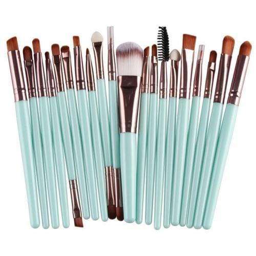 20 in 1 Soft Make Up Pinsel Set - Star Produkte