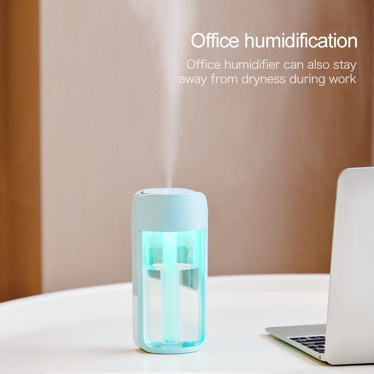 F1 Large Capacity 260ml Water Cup USB Humidifier Automatic Alcohol Sprayer(Pink) |