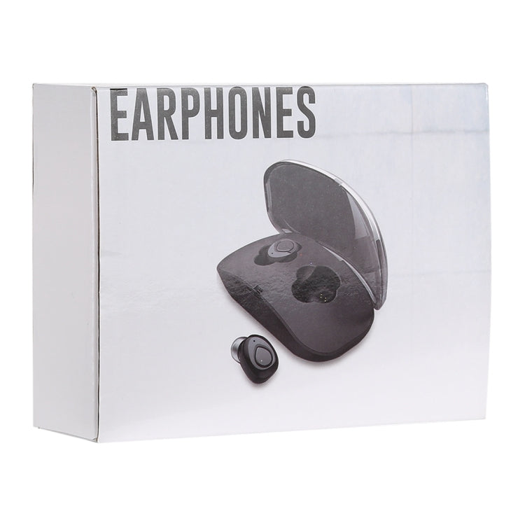 X-I8S Outdoor Sports Portable In-ear Bluetooth V4.2 Earphone with Charging Box (White) - star-produkte.myshopify.com