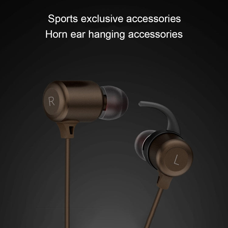BTH-Y8 Ultra-light Ear-hook Wireless V4.1 Bluetooth Magnetic Earphones, For iPad, iPhone, Galaxy, Huawei, Xiaomi, LG, HTC and Other Smart Phones (Magenta) - star-produkte.myshopify.com