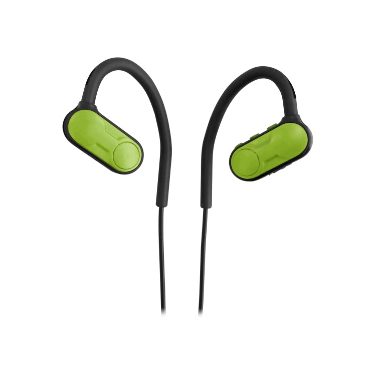 BTH-Y9 Ultra-light Ear-hook Wireless V4.1 Bluetooth Earphones with Mic(Green) - star-produkte.myshopify.com