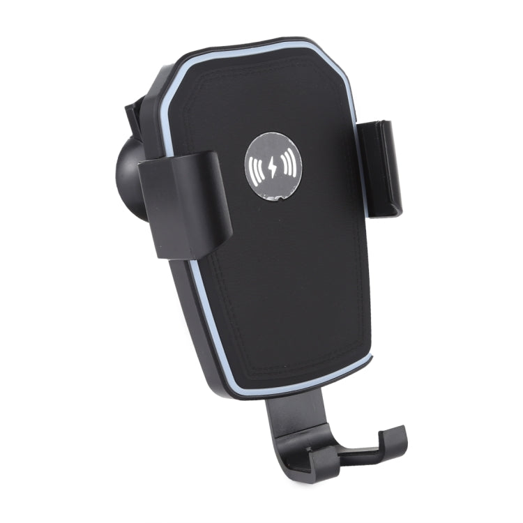 K81 10W QI Universal Rotating Gravity Induction Car Wireless Charging Mobile Phone Holder with Suction Cup - star-produkte.myshopify.com