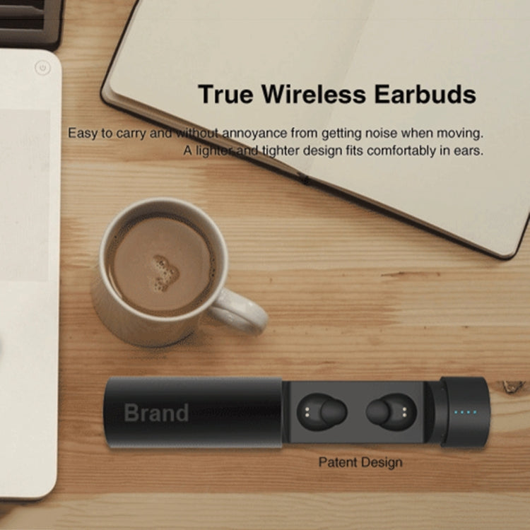 Universe XHH-ES62 IPX5 Waterproof Noise Reduction Earbuds Sports Wireless Bluetooth V4.2 Headset with Charging Case, For iPhone, Samsung, Huawei, Xiaomi, HTC and Other Smartphones(Green) - star-produkte.myshopify.com