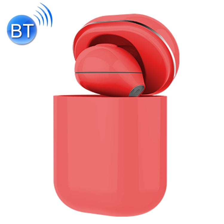 X20 Mini Invisible Bluetooth V4.2+EDR In-Ear Wireless Earphones with Magnetic Charging Case, For iPad, iPhone, Galaxy, Huawei, Xiaomi, LG, HTC and Other Smart Phones(Red) - star-produkte.myshopify.com