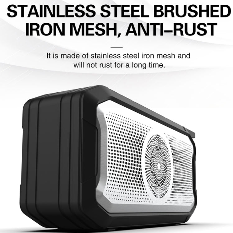 X3 5W Outdoor IPX7 Waterproof Wireless Bluetooth Speaker, Support Hands-free / USB / AUX / TF Card (Black) |