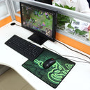 Extended Large Goliathus Pattern Gaming and Office Keyboard Mouse Pad, Size: 35cm x 28cm - Star Produkte