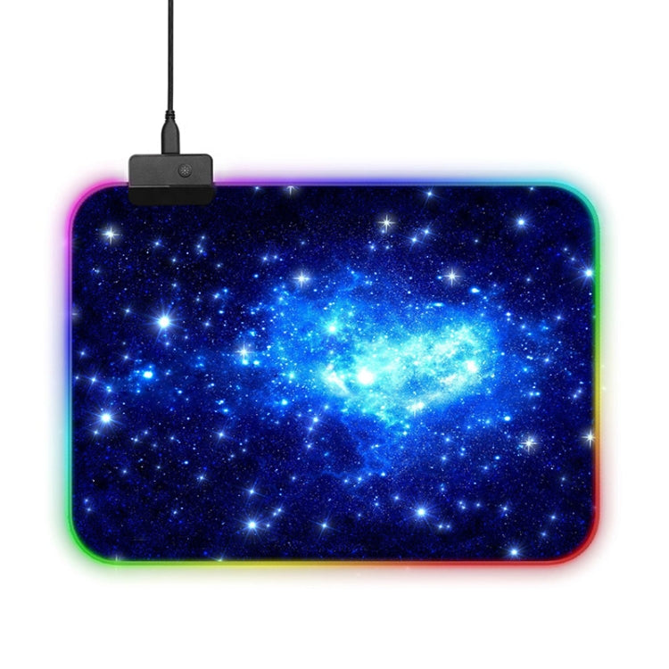 Computer Illuminated Mouse Pad Size: 350 x 250mm - Star Produkte