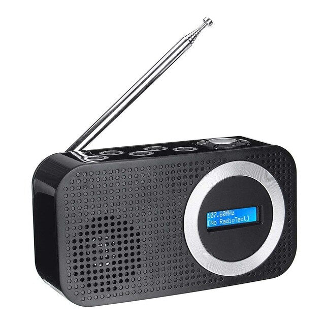 Mini DAB+/FM Radio Bluetooth - Star Produkte