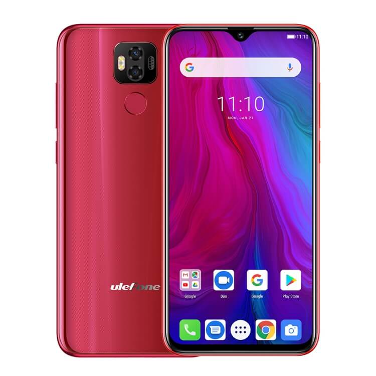 Ulefone Power 6, 4 GB + 64 GB - Star Produkte