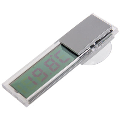 K-036 LCD Car Thermometer with Sucker |