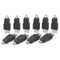10 PCS USB Female to Mini USB Male Adapter(Black) - Star Produkte