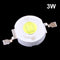 10 PCS 3W LED Light Bulb, Luminous Flux: 170-180lm, White Light - Star Produkte