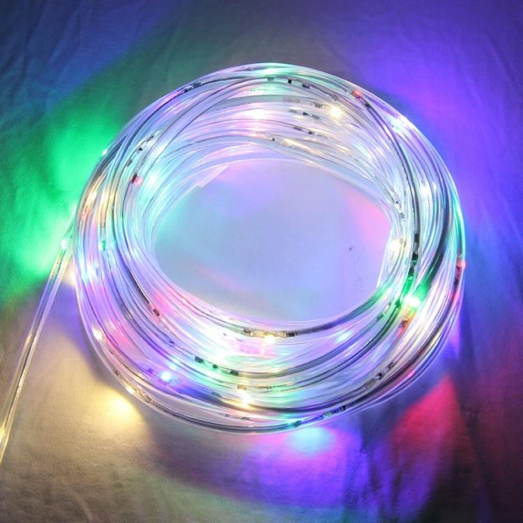 21W RGB LED Light Strip, Casing Waterproof 3528 SMD, 12 LED/m and Length: 10m - star-produkte.myshopify.com