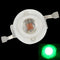 1W High Power LED Light Bulb for Flashlight, Luminous Flux: 20-25lm(Green Light) - Star Produkte