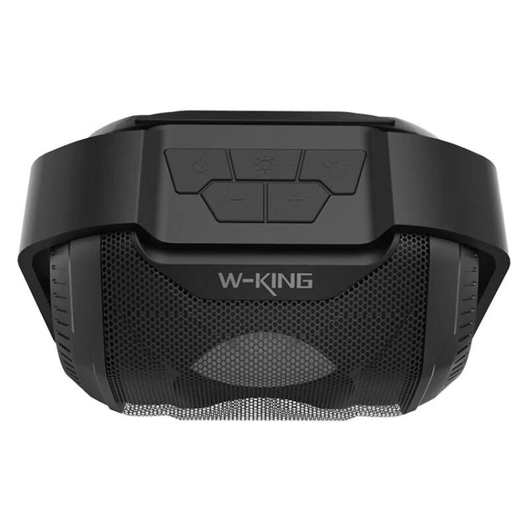 W-king S8 5W Speaker Waterproof IPX5 With LED Light Bluetooth Wireless Speaker Portable Outdoor Speaker For Motor/Bicycle Hander |
