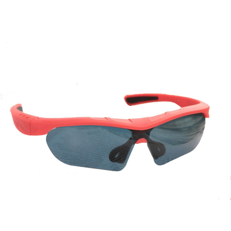 LK88 CSR4.0 Bluetooth Polarizer Glasses Folding Portable Lightweight Bluetooth Glasses Stereo Sound Earphone(Red) - star-produkte.myshopify.com